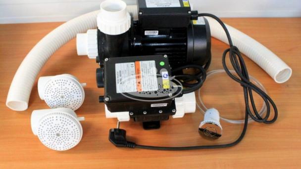 elektrický ohřev vody s čerpadlem 3 kW